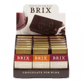 Brix Counter Display Pack (18 pack of 3 varieties)