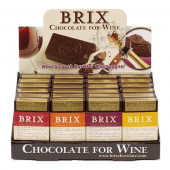 Brix Counter Display Pack (24 pack of 4 varieties)