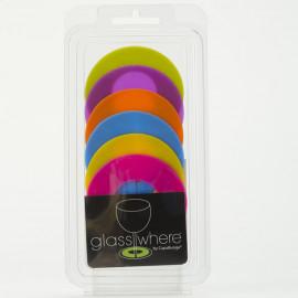 Capabunga GlassWhere (6 per pack)