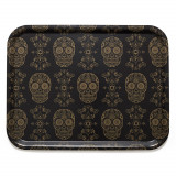 Sugar Skulls Cocktail Tray (Large)