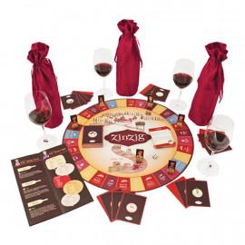 Zin Zig Wine Tasting & Trivia Game