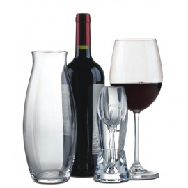 Vinturi Reserve Essential Red Wine Aerator & Carafe Set