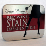 Wine Away Emergency Kit