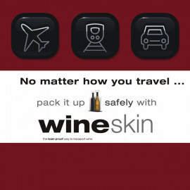 Wine Skin (50/100/250 packs)